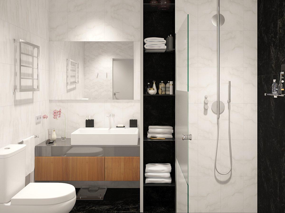 Small Kitchen Design Open Concept
