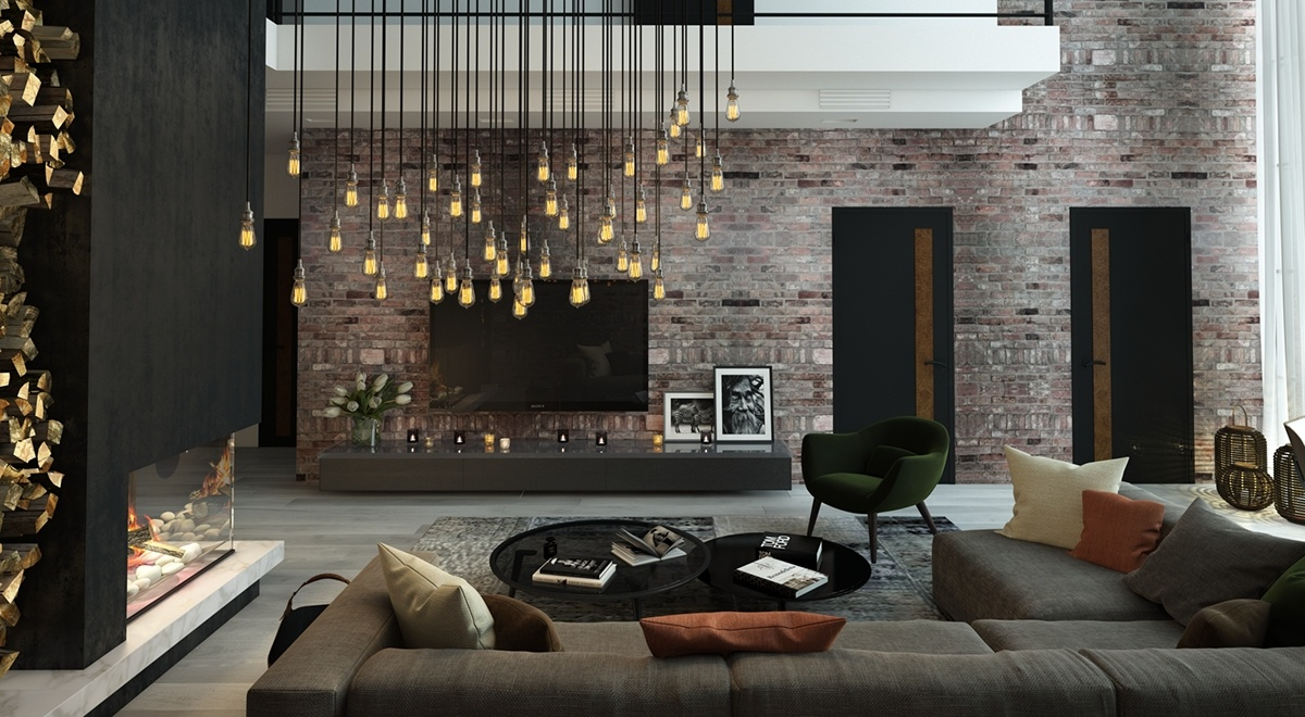 Romantic Style Living Room