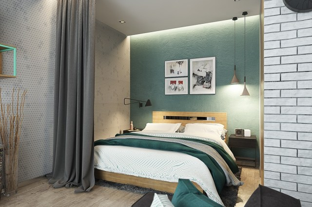 Small Bedroom Designs By Minimalist and Modest Decor Which ...
