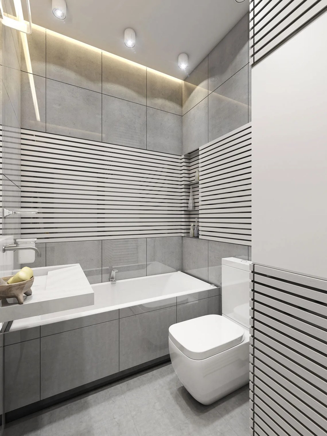 A Suitable Simple Small Bathroom Designs Looks So Perfect ...