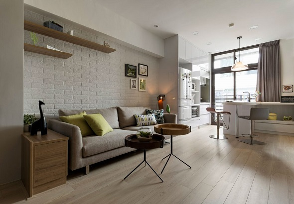 3 Small Modern Living Room Designs Completed With Outstanding Decor Make It Looks Bigger RooHome