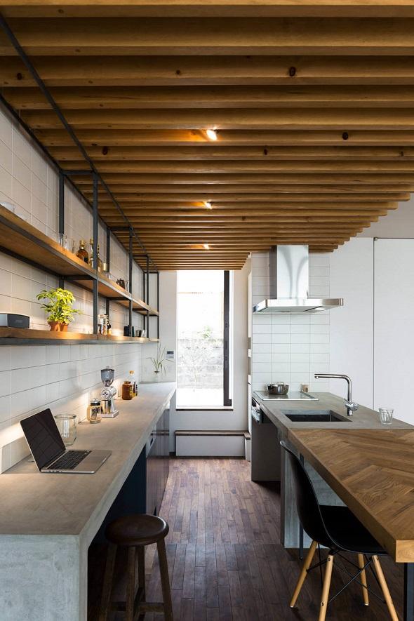 Awesome Details of Minimalist Single house Design Using ...