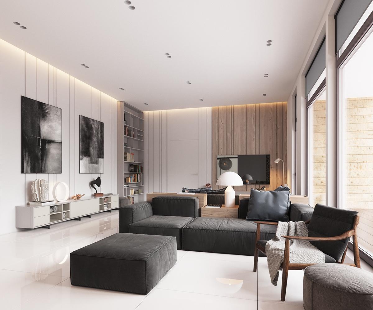 Apartment Living Room Arrangement Ideas