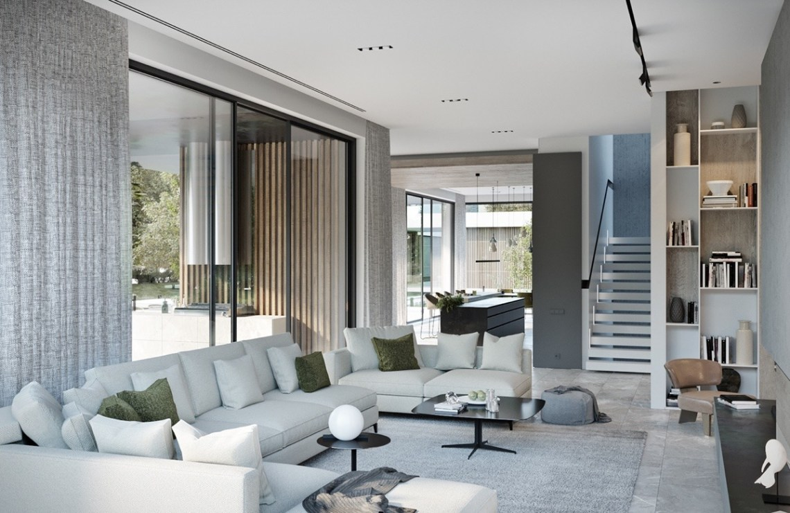 Modern House Design Ideas Show Off Natural Decor and ...