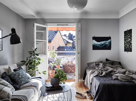 The Best Small Studio Apartment Design Ideas And Brilliant