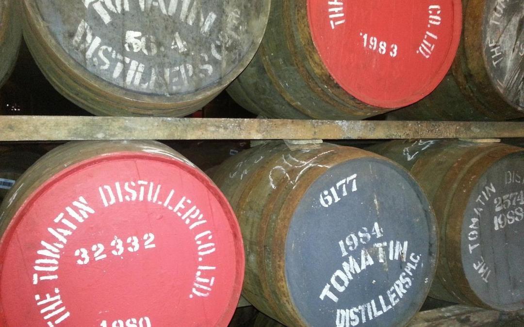 Verschillende whisky-smaken door vaten en finishes