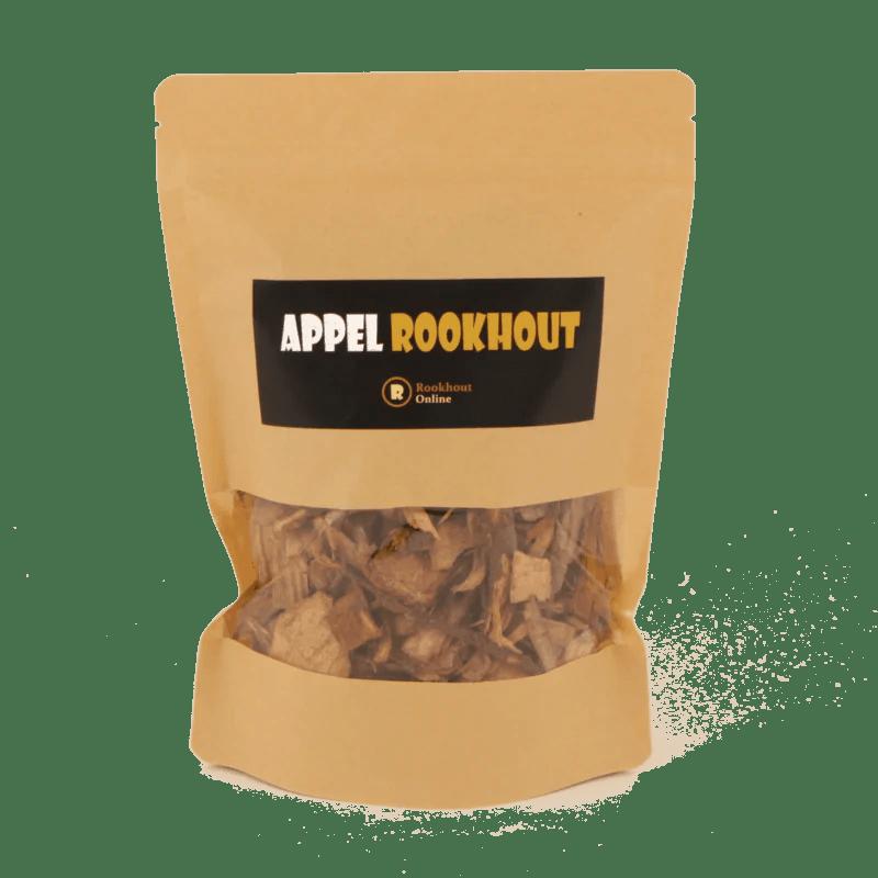 Appel Rookhout Snippers 1 liter voorkant