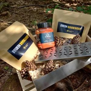 rookhout giftset smokerbox