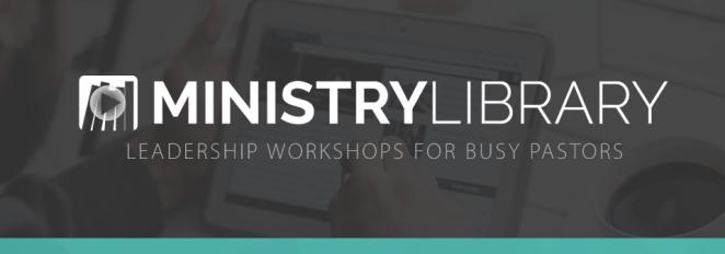 Header - Ministry Library