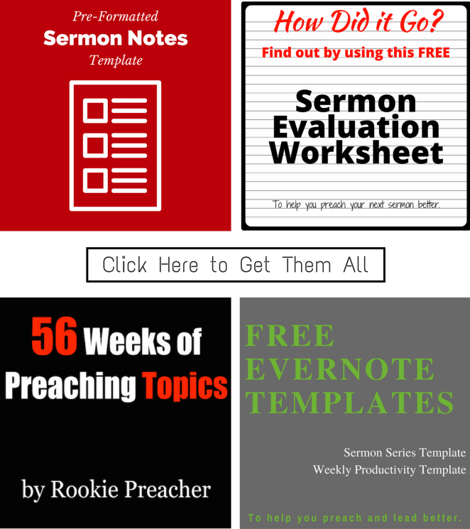 Free Preaching Resources