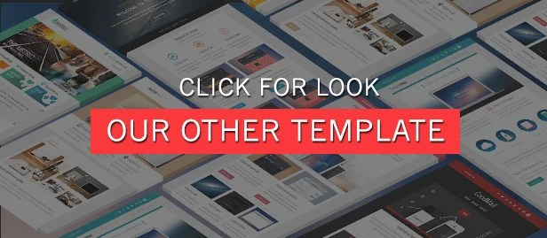 other responsive email template