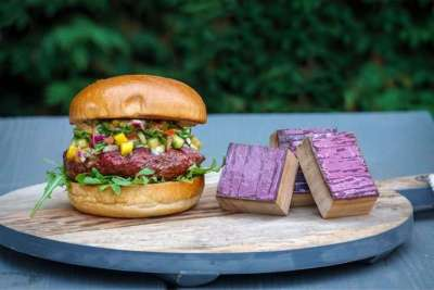 Jalapeño Mozzarella Burger