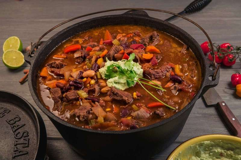 Recept | Chili Con Carne | Rookplankje.nl