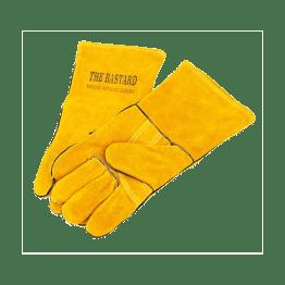 The Bastard | Leather Pro Gloves | Rookplankje.nl