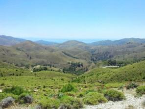 Landschaft Chios