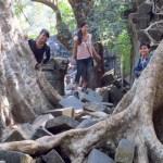 Der Norden von Kambodscha (2): Boeung Melea und Koh Ker