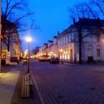 Sehenswürdigkeiten in Potsdam: Wasserstadt in Preußisch Blau