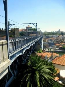 Brücke über den Douro in Porto