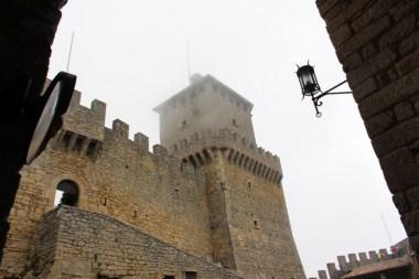 Wehrturm Guaita San Marino