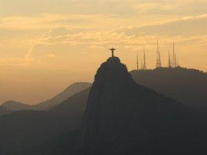 zuckerhut,christusstatue,rio de janeiro, brasilien, wm 2014