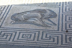 Mosaik Pompeji