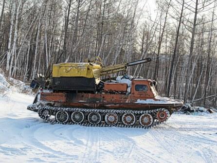 Schwerter zu Pflugscharen oder Panzer zu Bohrpanzer.