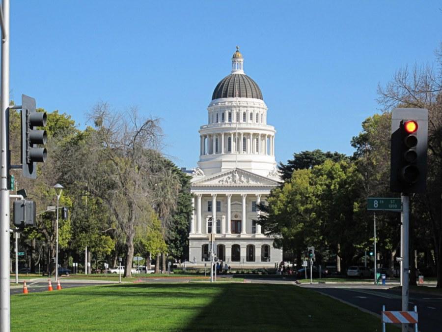 Sacramento ist der Regierungssitz von Kalifornien