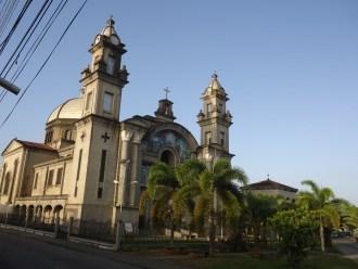 Die Kirchen in Venezuela zeugen vom früheren Reichtum.