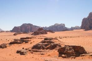 Man kann den ganzen Tag damit verbringen, die Wüste nur zu fotografieren.