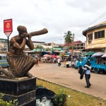 Ghana Highlights: Kumasi und der Lake Bosumtwi