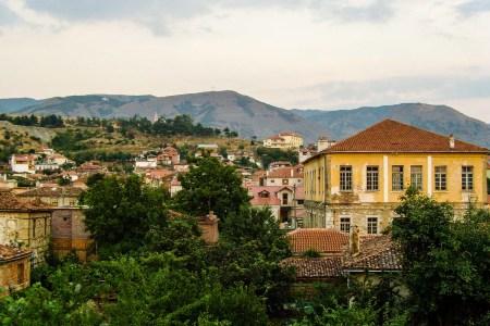 Albanien Rundreise Korca