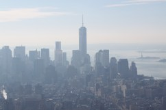 One World Trade Center and the Financial District