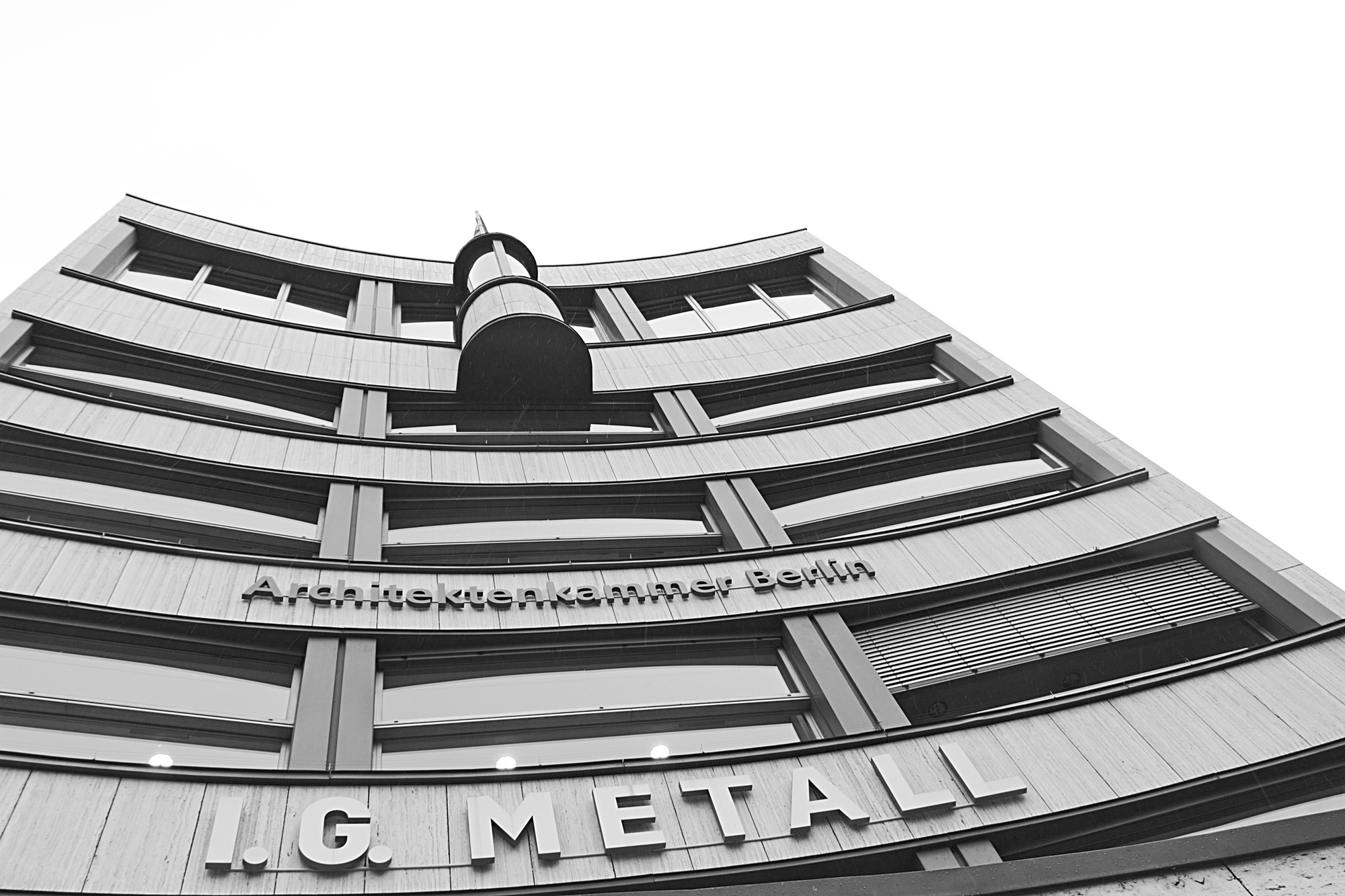 I G Metall building in Berlin