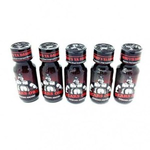 Bears Own 25ml 5 Pack