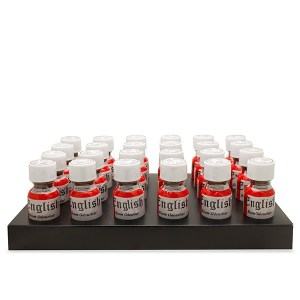 English Extra Strong 25ml Tray of 24