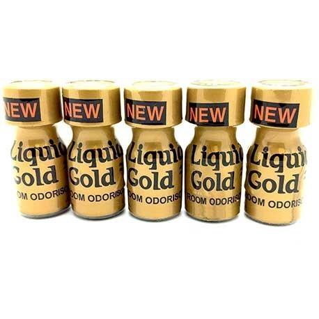 Liquid Gold 10ml 5 Pack