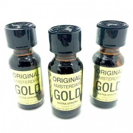 Original Amsterdam Gold 25ml 3 Pack