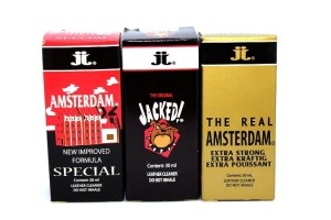 The Dam Pack (The Real Amsterdam, Jacked, Amsterdam Special) 30ml Bottles