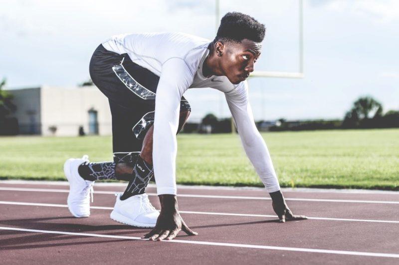 runner sport healthy