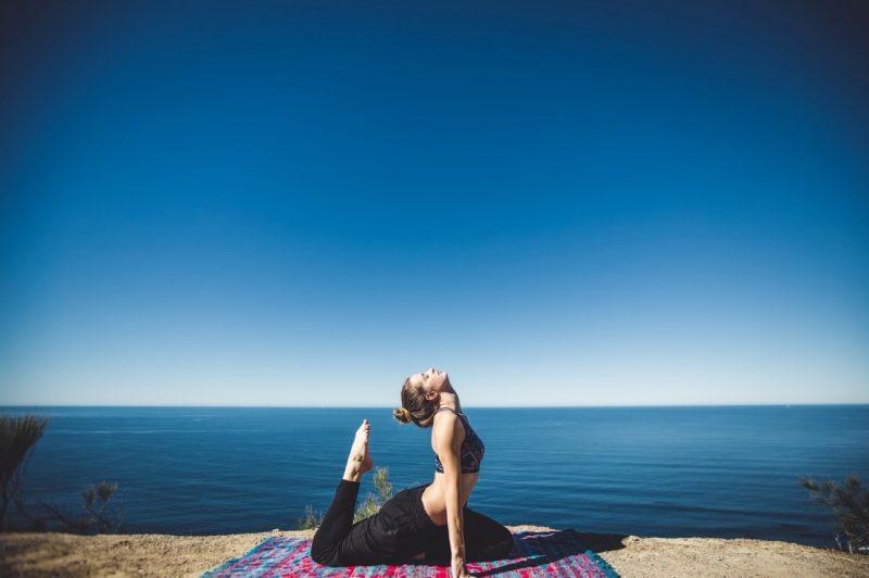 yoga healthy sport