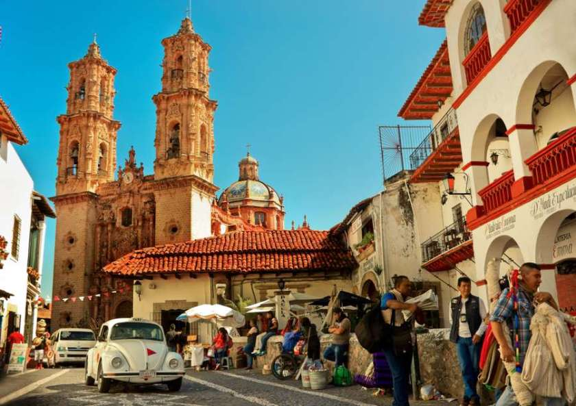 Semana Santa mexicana