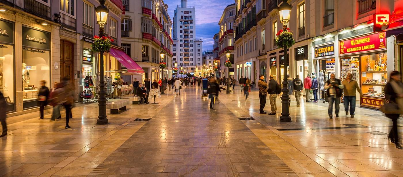 Room Mate Larios Boutique Hotel In Malaga