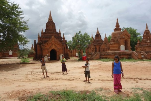 In Myanmar most kids don't have an education