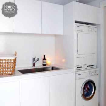 20+ beautiful scandinavian laundry room design ideas for your home (12)