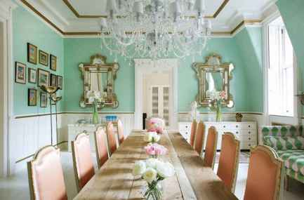 30+ decor transform your dining room (30)