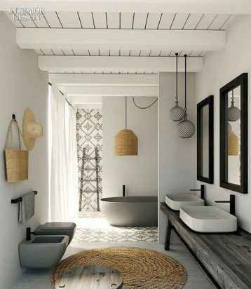 30+ decorative rustic storage projects for your bathroom (31)