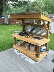 30 delightful design rustic for backyard (25)