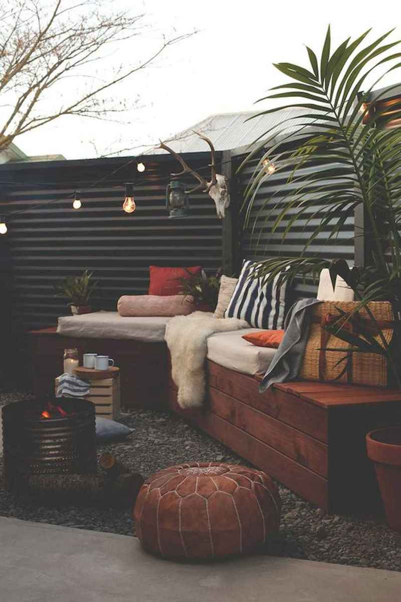 30 delightful design rustic for backyard (8)