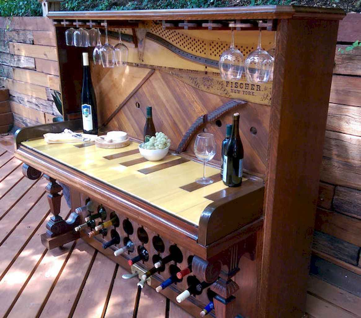 30+ effective home bar organizing ideas (35)