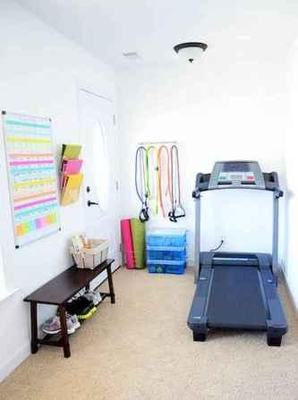 30+ home gym ideas garage (24)